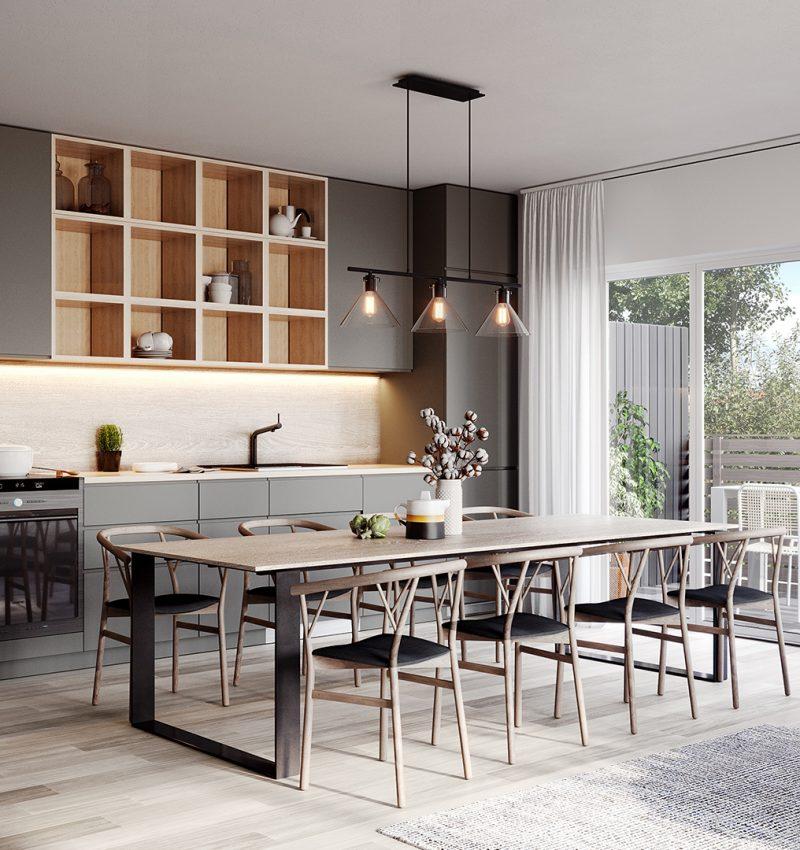 Nyproduktion av bostäder i Storstockholm, Tyresö - BRF Vidaskogen